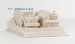 House Architecture by 3D printing